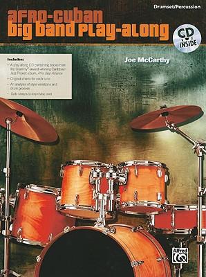 Afro-Cuban Big Band Play-Along By McCarthy, Joe (CON)