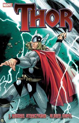 Thor 1 By Straczynski, J. m.